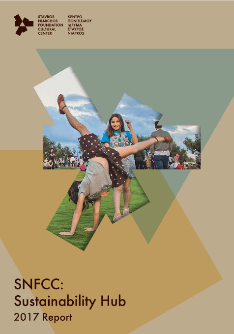 Photo - Booklet of SNFCC Sustainability Report 2017