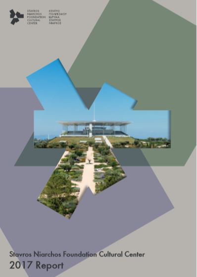 Photo - Booklet of SNFCC Annual Report 2017