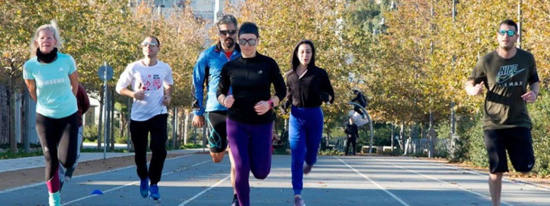 SNFCC Running Team - Εικόνα