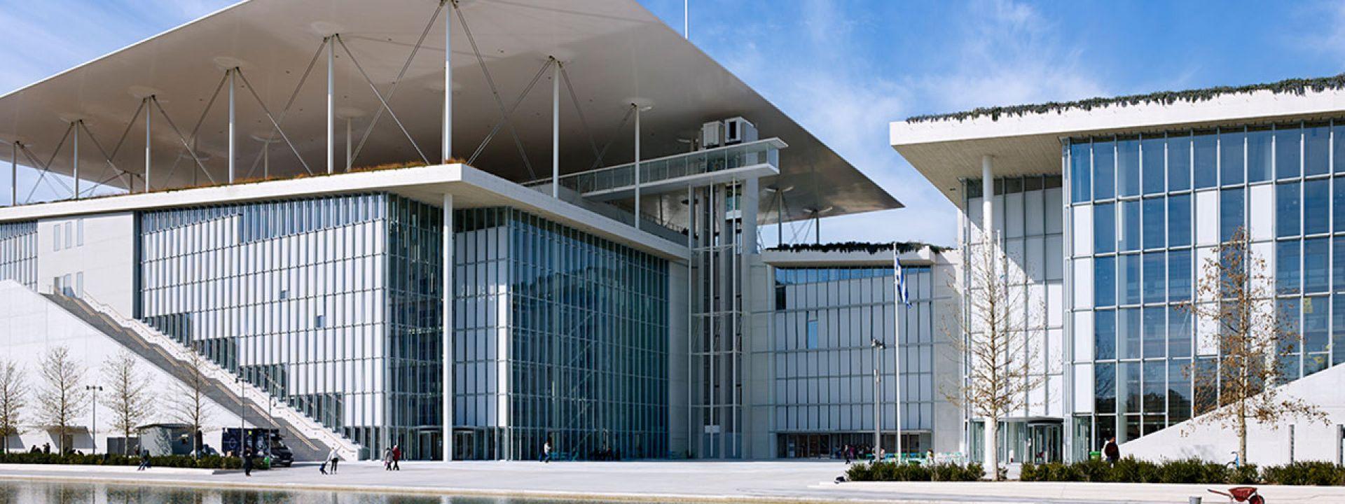 Αρχιτεκτονικά Έργα - Το Μέλλον μιας Πόλης (Φωτογραφία του ΚΠΙΣΝ)