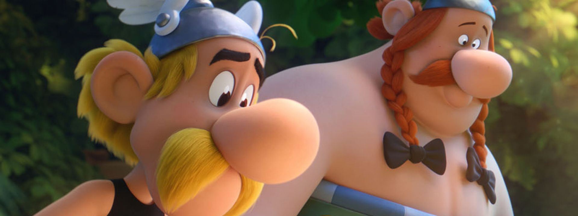 Park Your Cinema Kids - Asterix: The Secret of the Magic Potion (2018) - Εικόνα