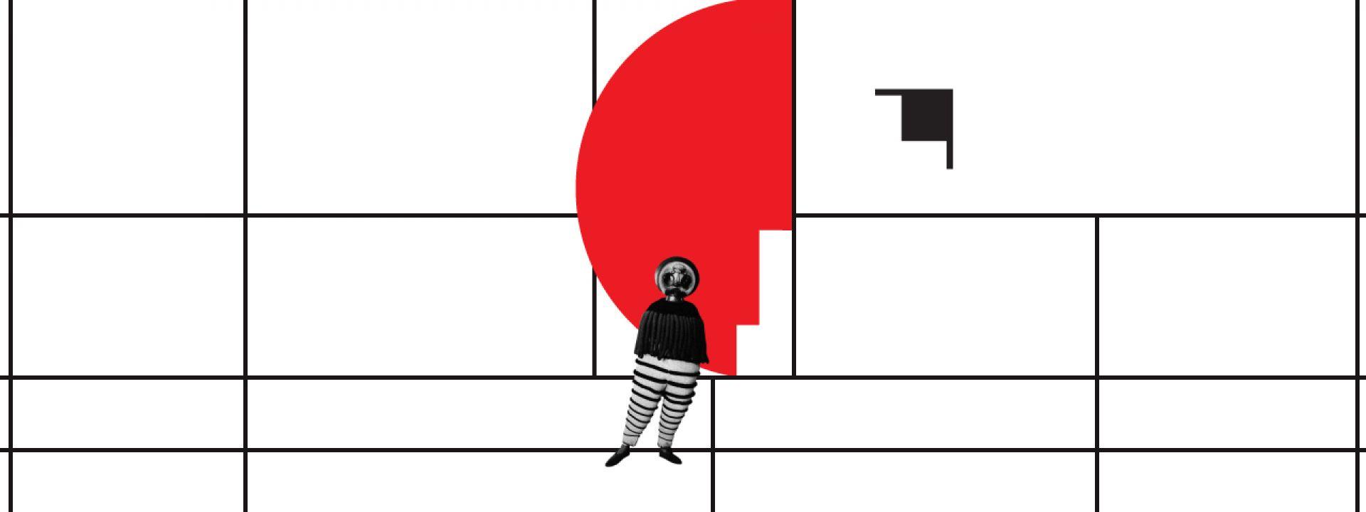 """Εικαστικό """"100 χρόνια Bauhaus"""""""