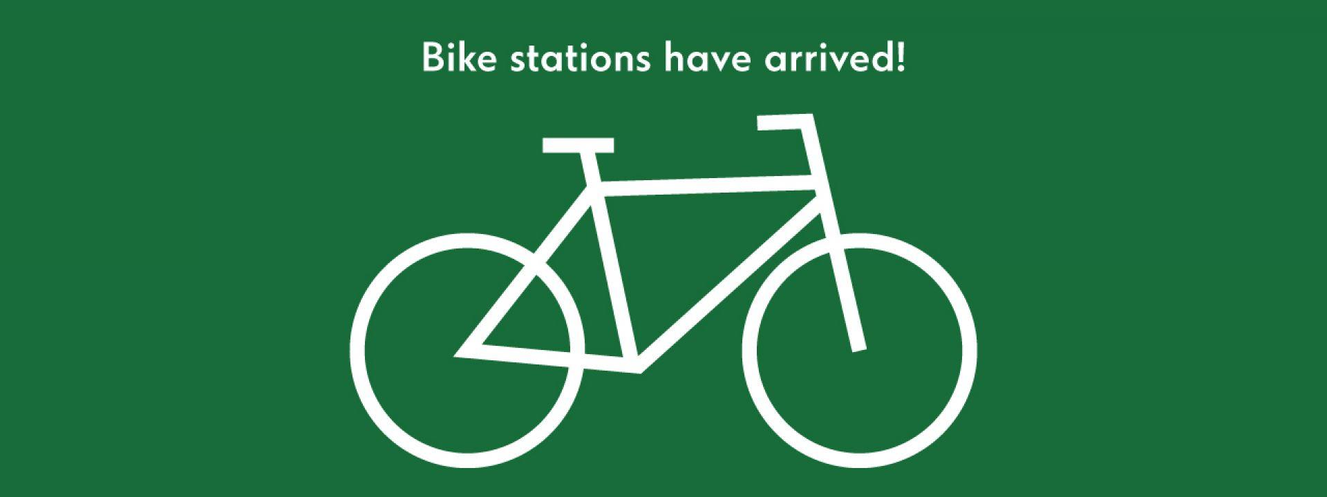 Visual of the Bike Repair Spots at SNFCC