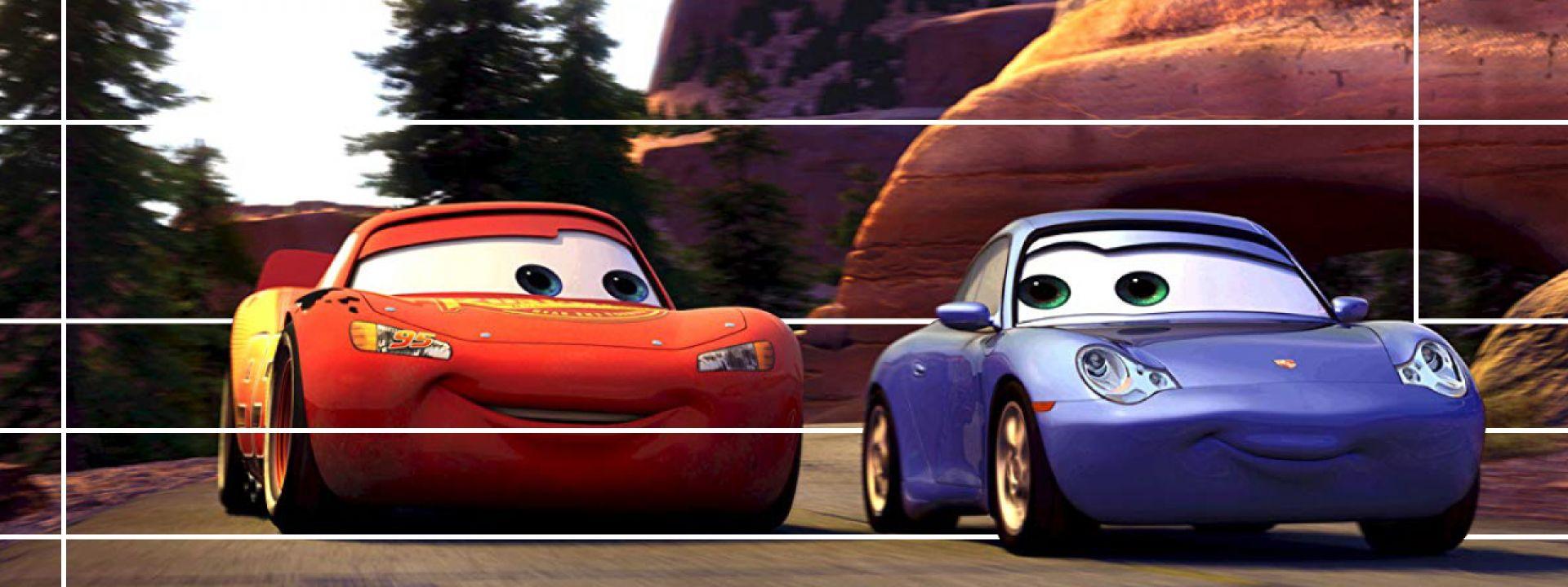 Φωτογραφία από την ταινία κινουμένω σχεδίων Αυτοκίνητα
