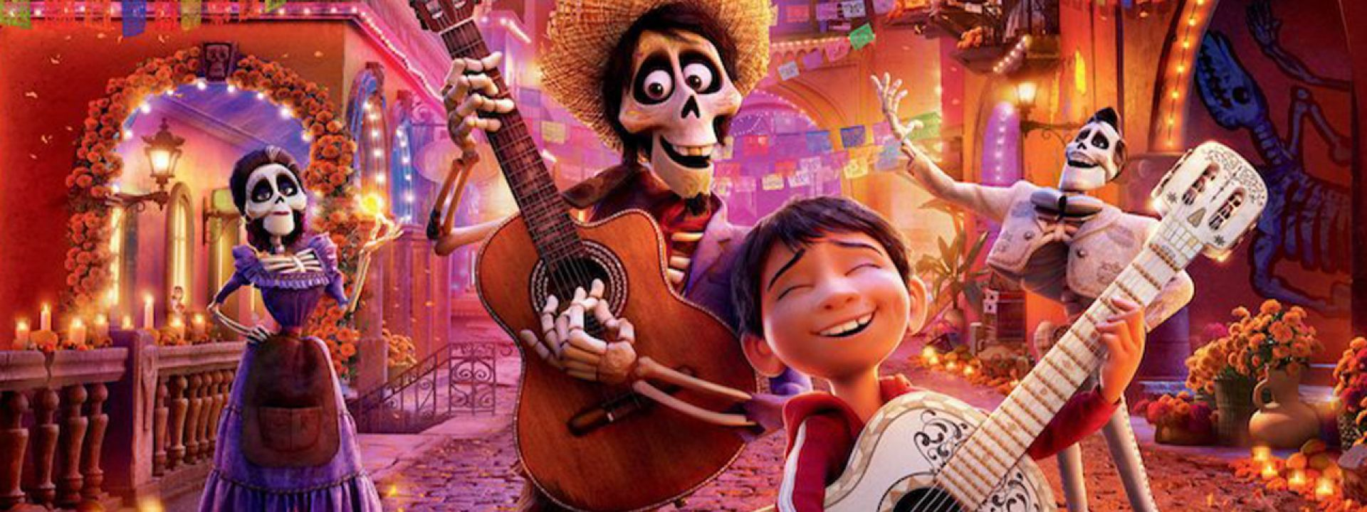 Park Your Cinema Kids: Coco (2017) - Εικόνα