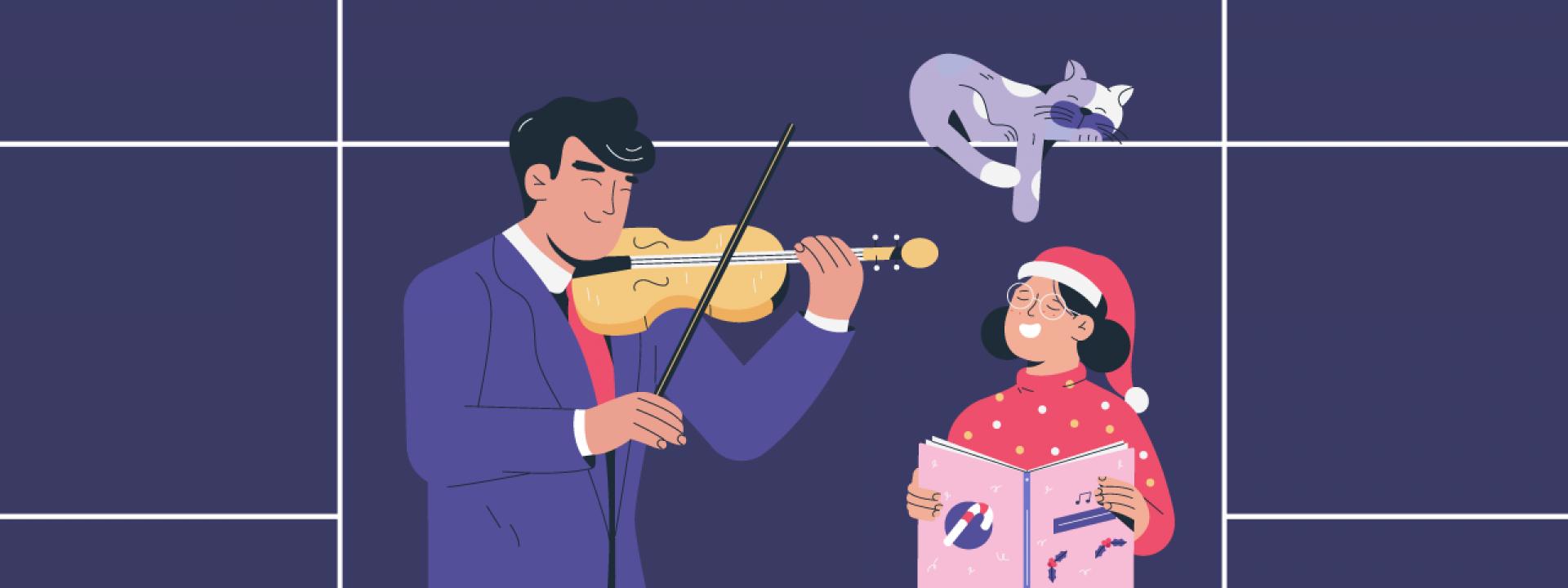 COSMOS: Εθνική Συμφωνική Ορχήστρα της ΕΡΤ  - Εικόνα