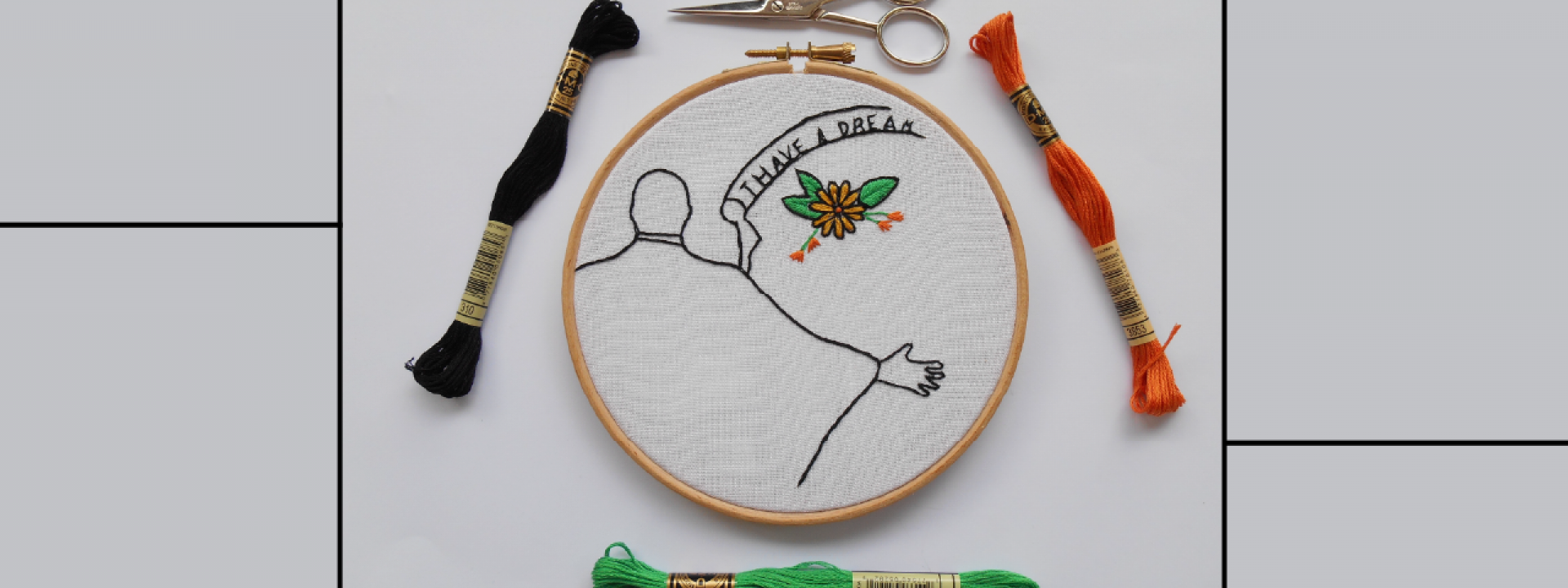 Members Events: Creative Embroidery | Eminent personalities - Εικόνα