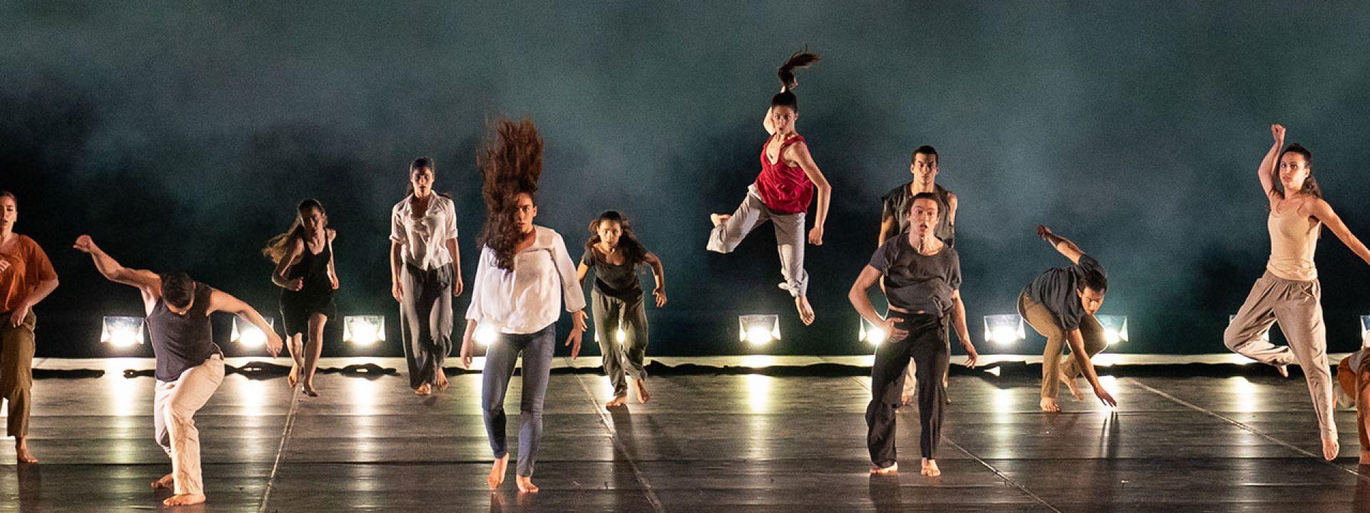 Φωτογραφία από την Επαγγελματική Σχολή Χορού ΕΛΣ