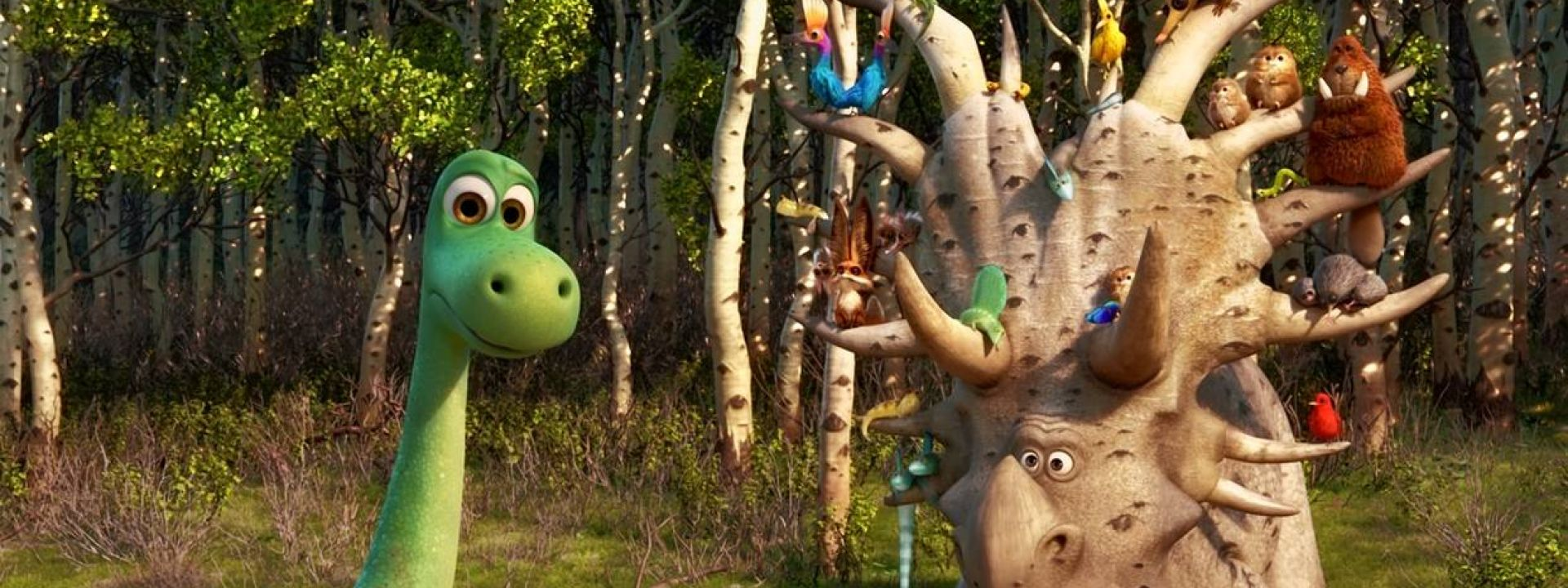 Park Your Cinema Kids: The Good Dinosaur (2015) - Εικόνα