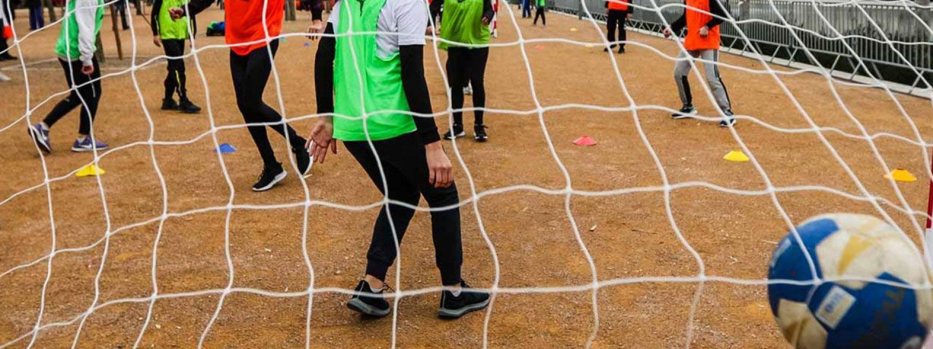 Φωτογραφία από αγώνα handball