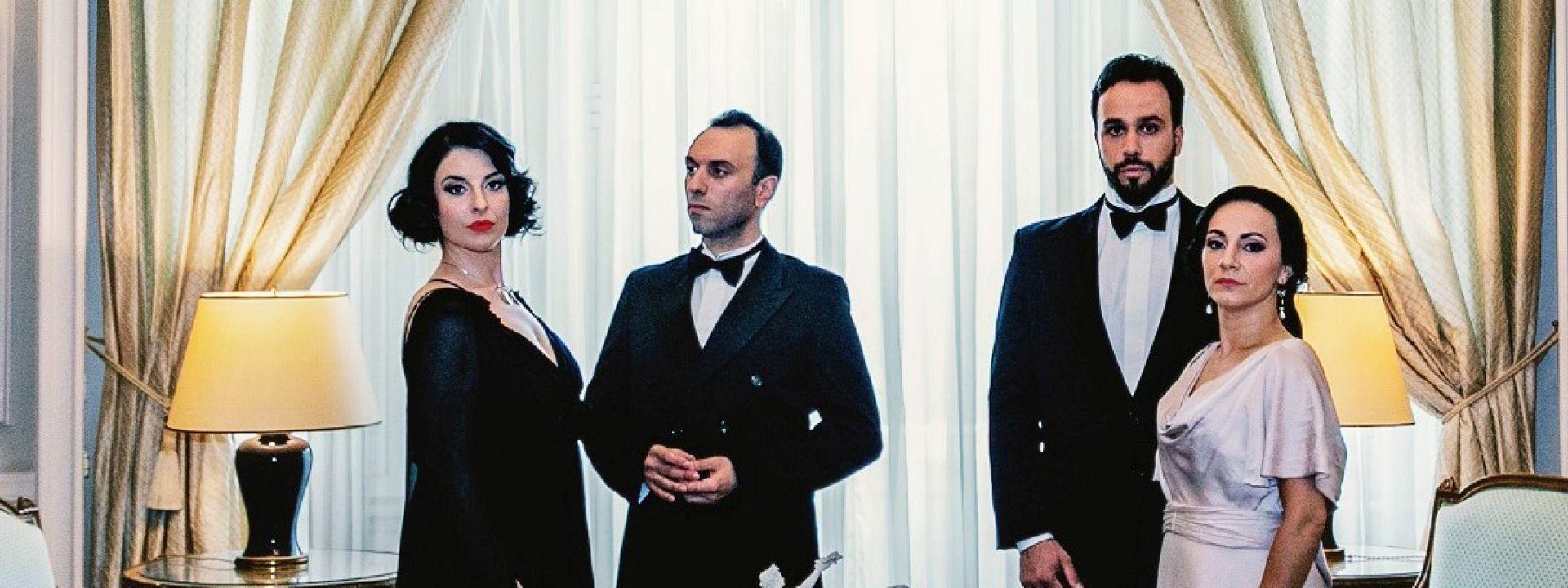 Music Theatre Days 2019: Spyridon-Filiskos Samaras - The princess of Sazan - Εικόνα
