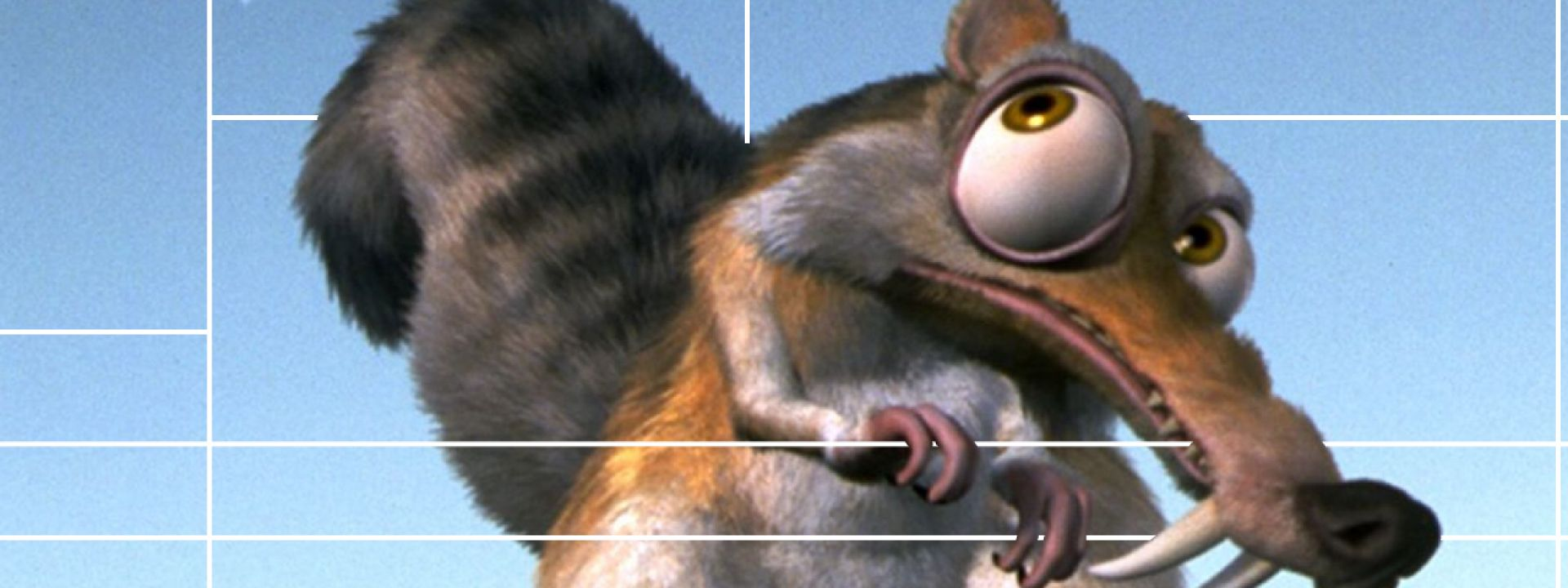 """Secne from the movie: """" Ice Age """""""