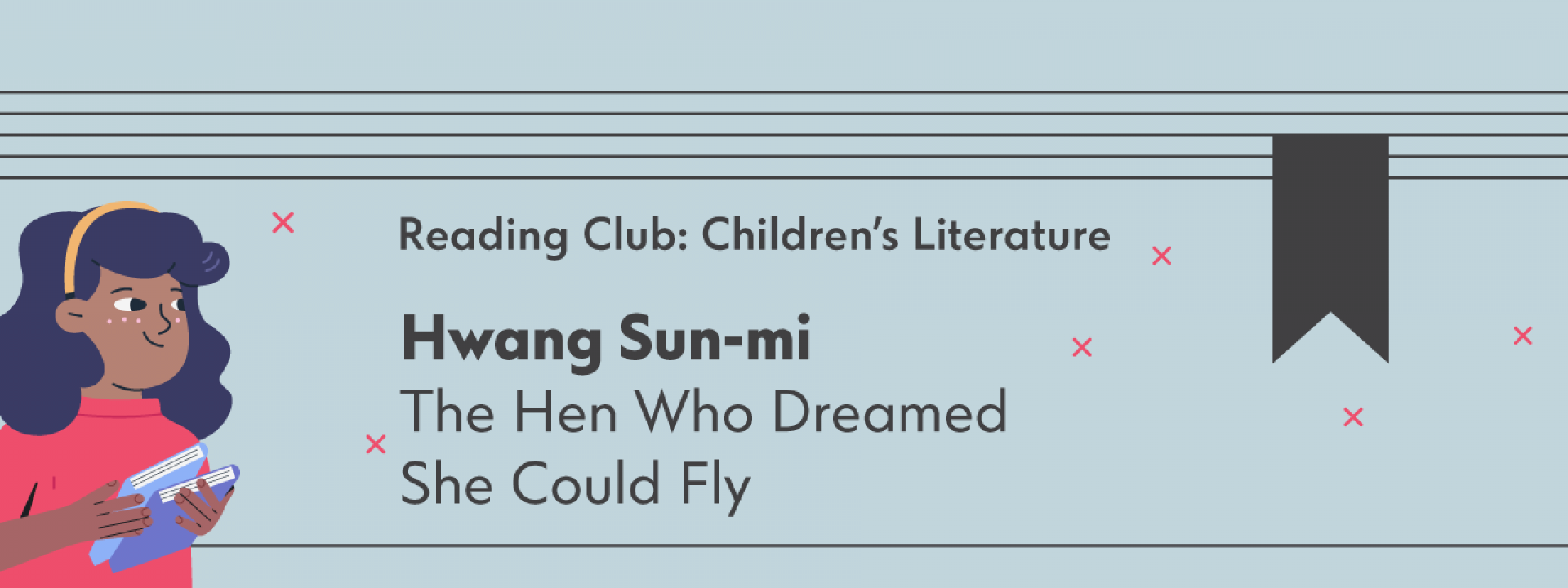 Reading Club: Children's Literature   The Hen Who Dreamed She Could Fly - Εικόνα