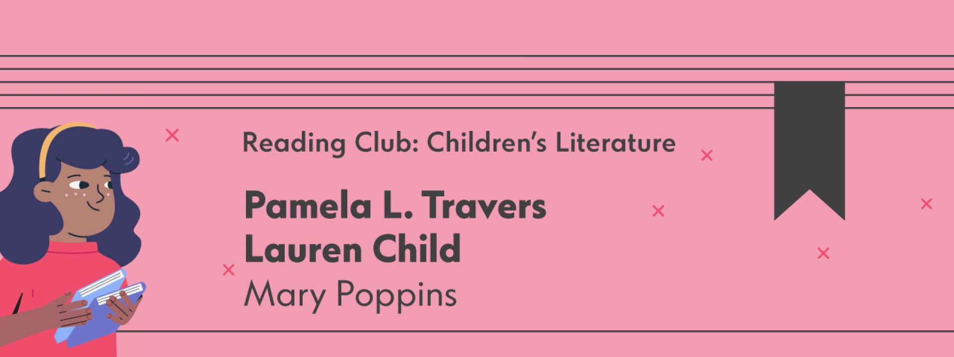 Reading Club: Children's Literature   Mary Poppins - Εικόνα