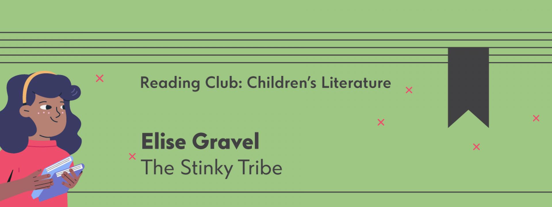 Reading Club: Children's Literature   The Stinky Tribe - Εικόνα
