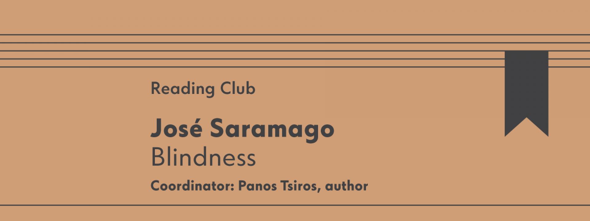 Reading Club: Blindness - Εικόνα