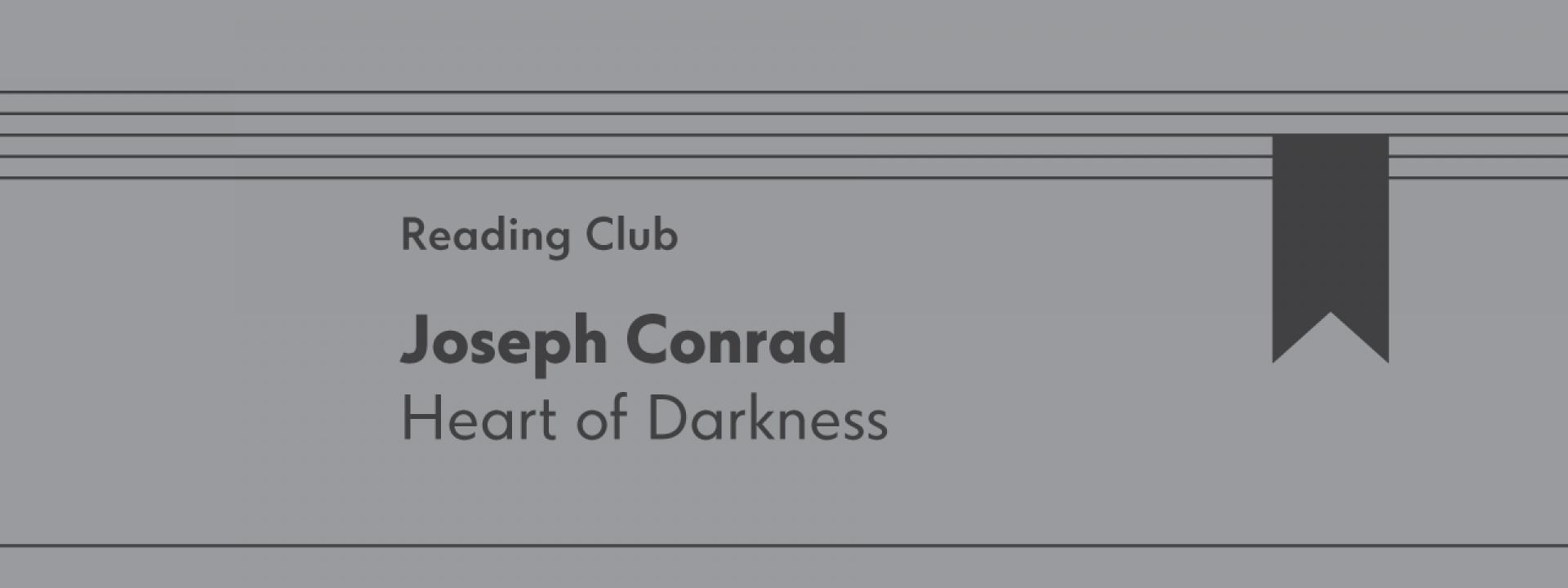 Reading Club: Heart of Darkness  - Εικόνα