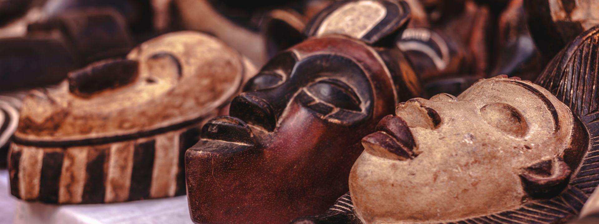 Φωτογραφία με μάσκες - Εργαστήριο δημιουργίας μάσκας