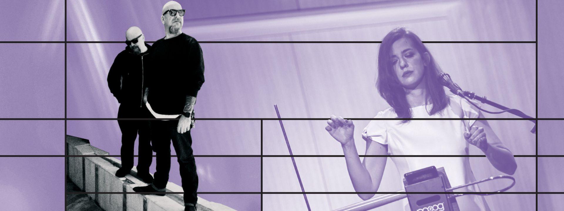 Music Escapades: May Roosevelt & Mechanimal - Εικόνα