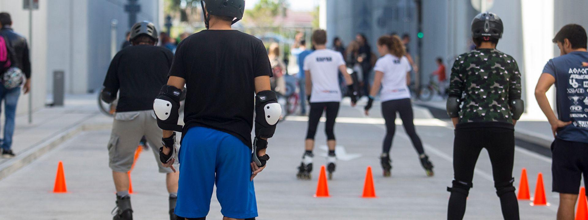 Φωτογραφία από τη δραστηριότητα Roller Skates