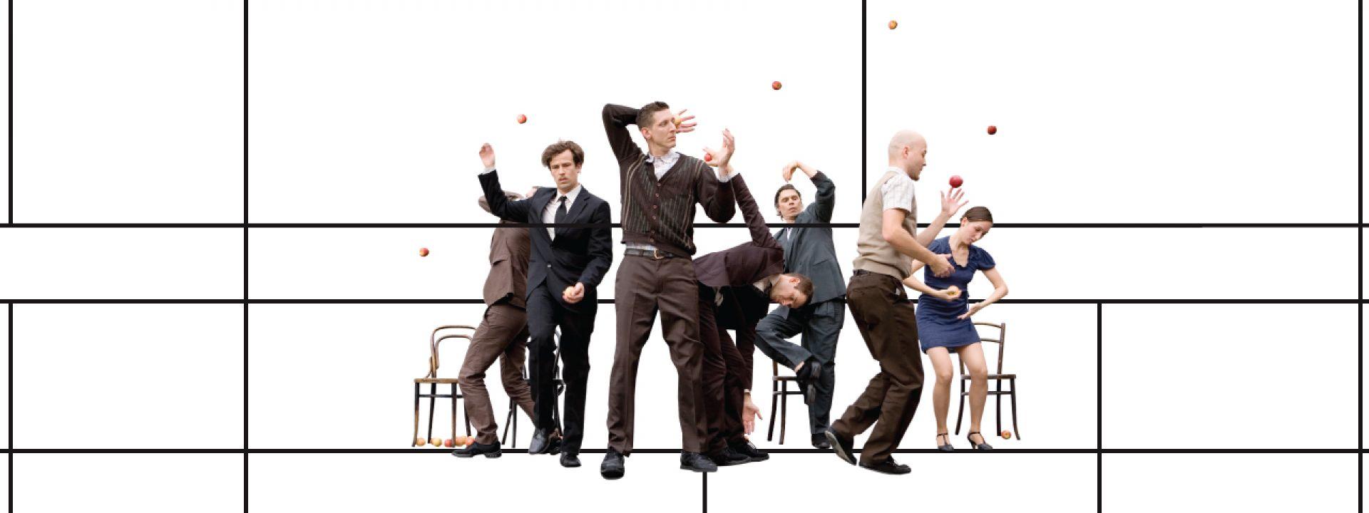 Gandini Juggling: Smashed - Εικόνα