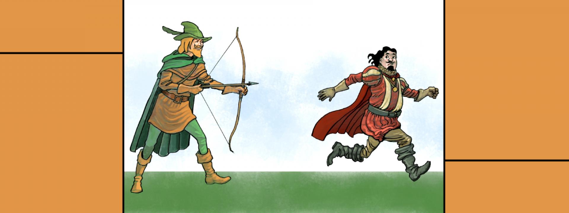 Comic: All weather heroes - April - Εικόνα