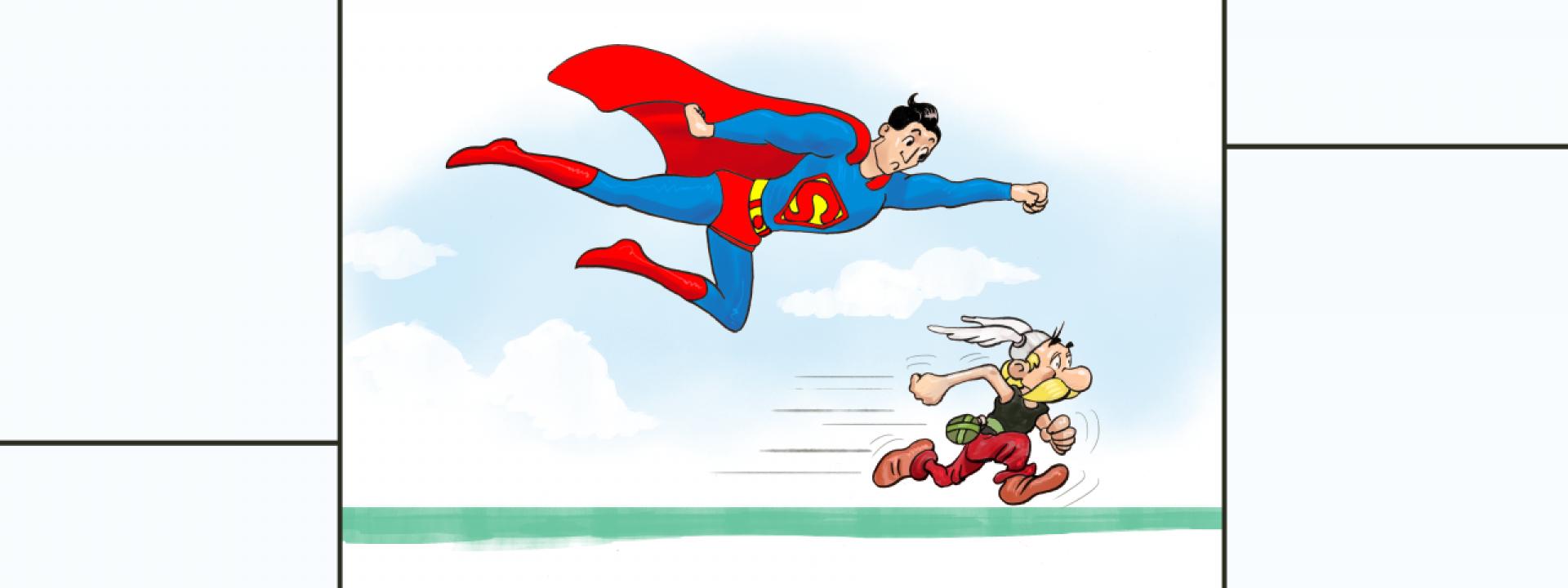 Comic: All weather heroes - May - Εικόνα