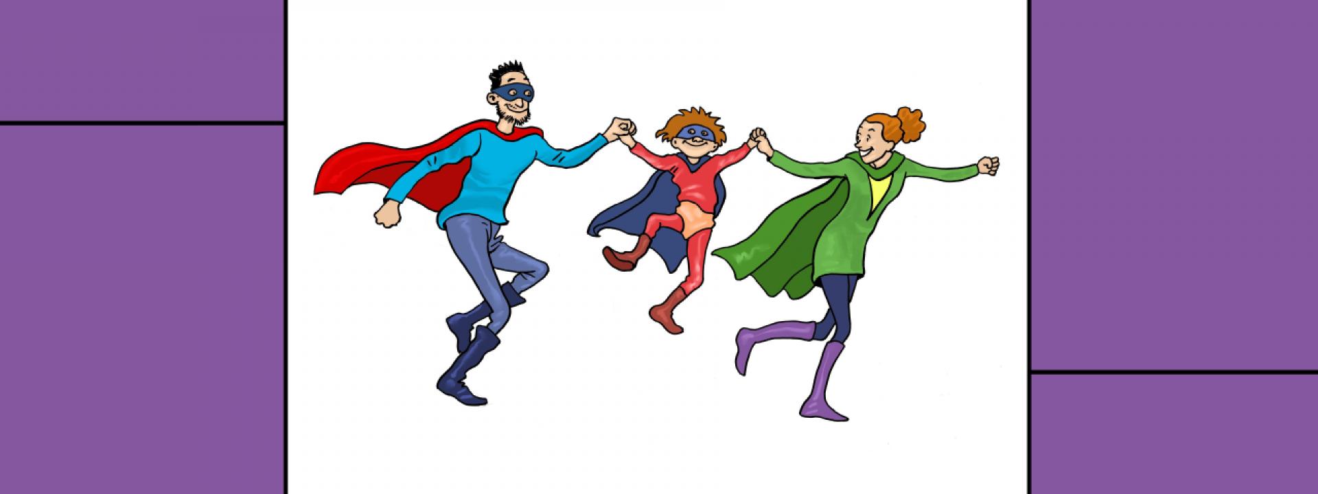 Comic: All weather heroes - June - Εικόνα
