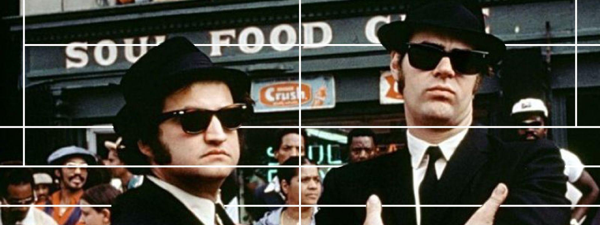 Φωτογραφία από την ταινία Οι Ατσίδες με τα Μπλε του 1980