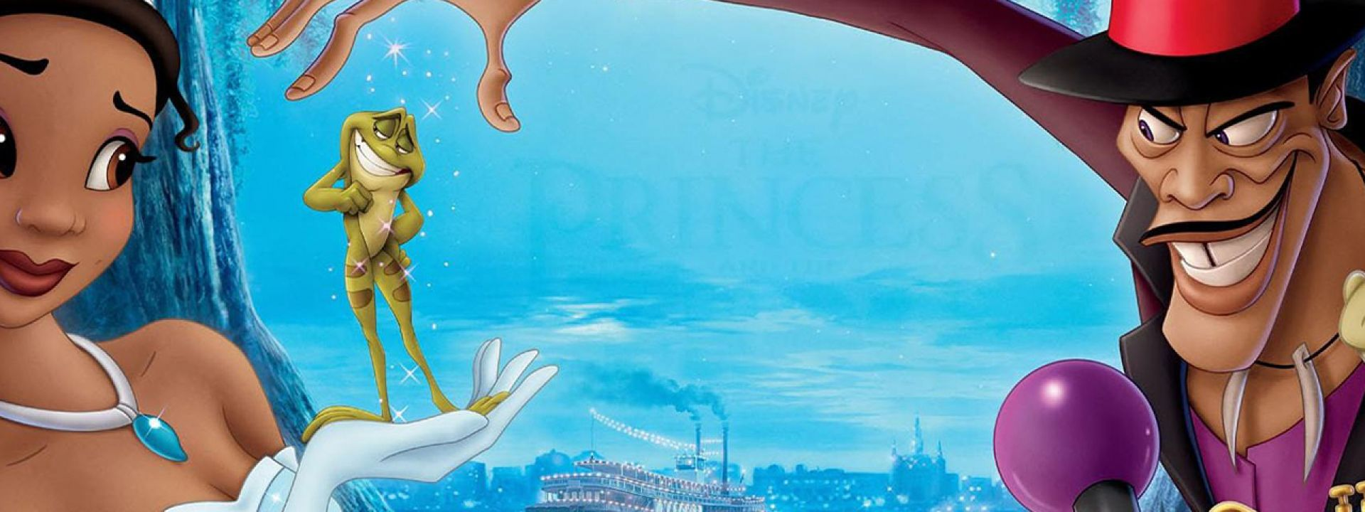Park Your Cinema Kids: The Princess and the Frog (2009) - Εικόνα