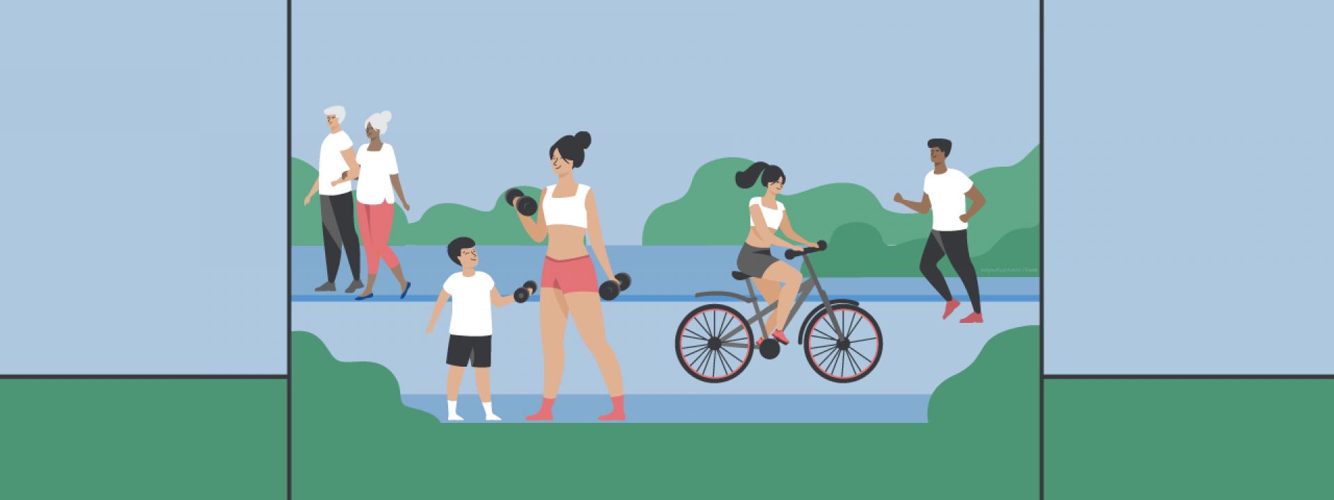 Συζήτηση: H άσκηση ως μέσο πρόληψης και θεραπείας  - Εικόνα