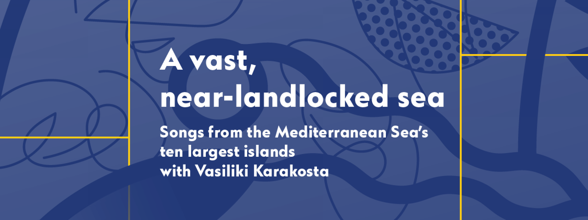 Vasiliki Karakosta   A vast, near-landlocked sea - Εικόνα