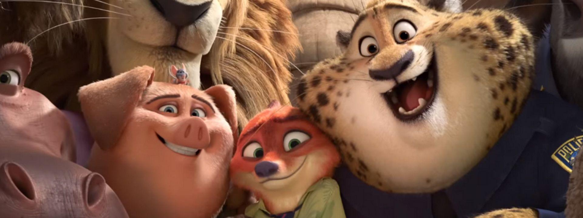 Park Your Cinema Kids: Zootropolis (2016) - Εικόνα