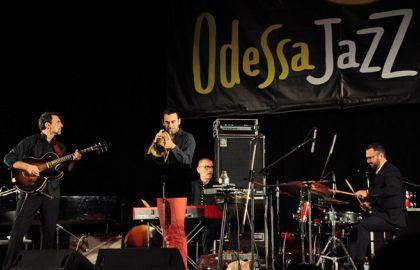 Jazz Chronicles: Stefanos Andreadis - Flying Jazz Quartet - Εικόνα