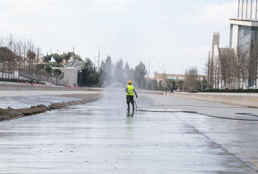 O ετήσιος καθαρισμός του Καναλιού του ΚΠΙΣΝ ξεκινά - Εικόνα