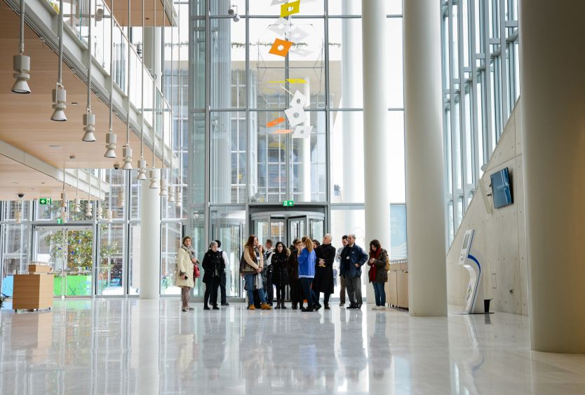 Guided Tours at SNFCC - Εικόνα