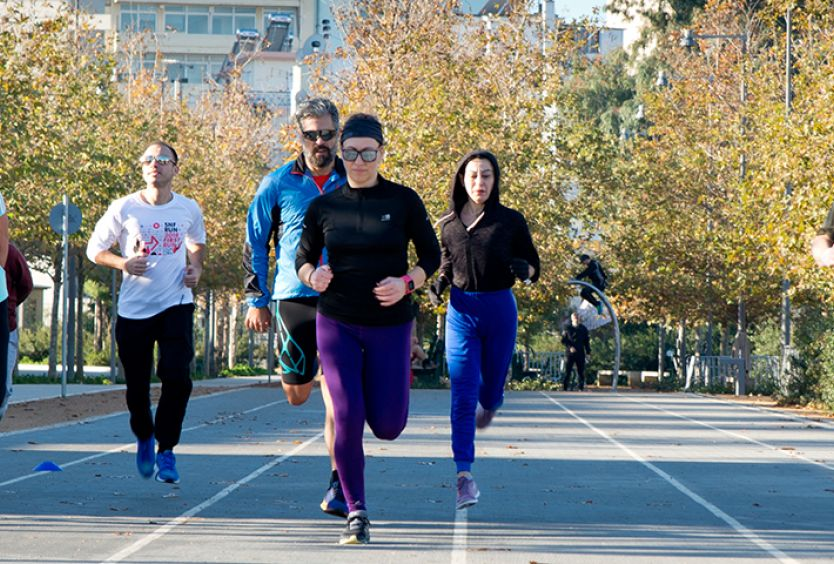 SNFCC Running Team - Εικόνα
