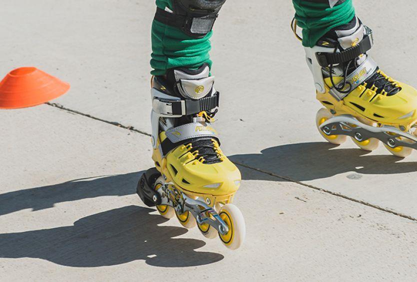 Φωτογραφία Roller Skate Kids