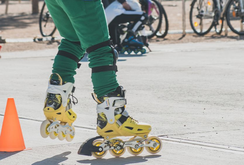 Φωτογραφία από τη δραστηριότητα Roller Skates για παιδιά
