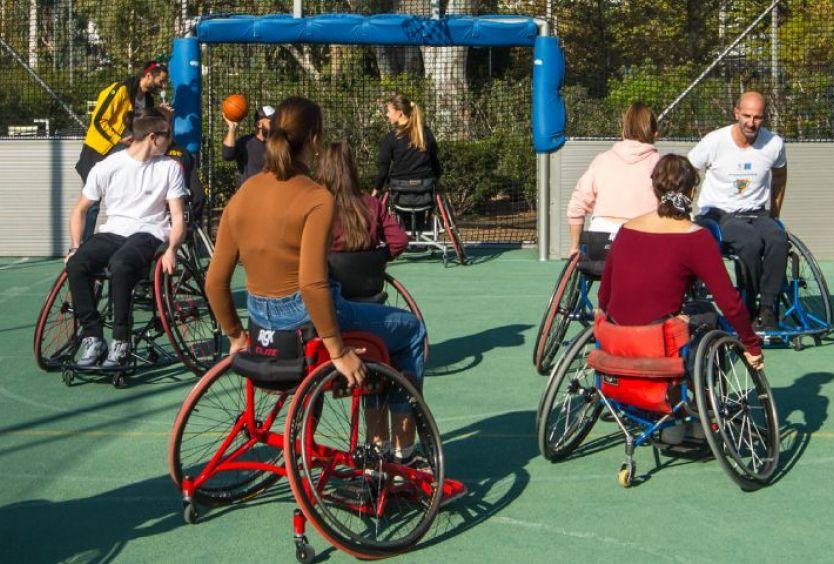 Φωοτγραφία από τη δραστηριότητα αθλητισμός για όλους