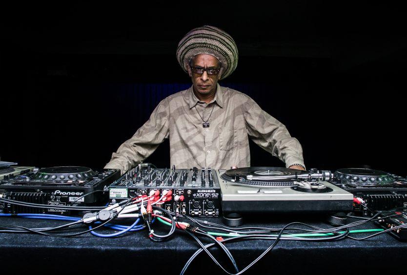 Φωτογραφία του κινηματογραφιστή, DJ και μουσικού Don Letts