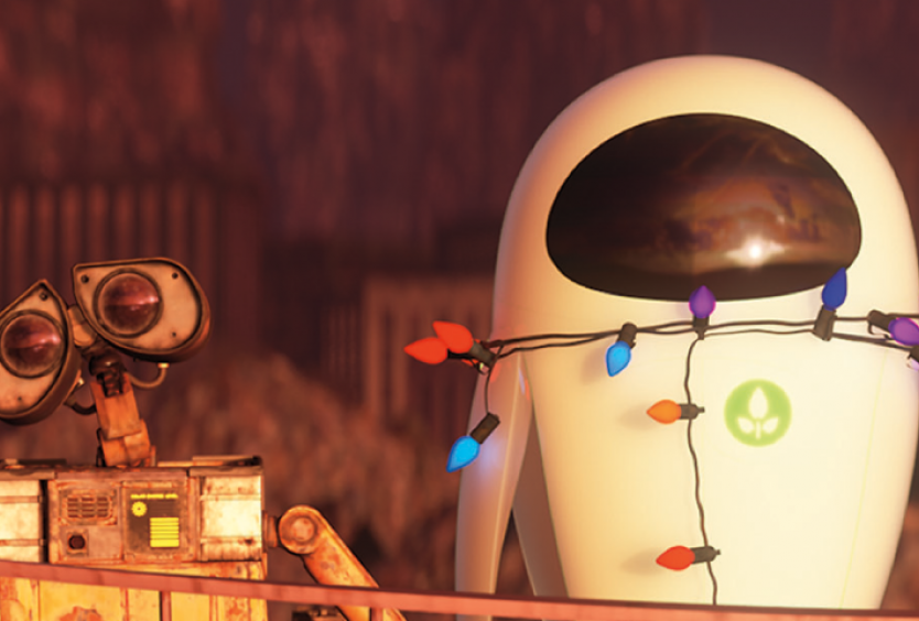 Park Your Cinema Kids: WALL-E (2008) - Εικόνα