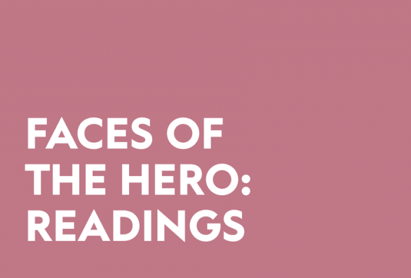 Faces of the Hero: Readings - Εικόνα