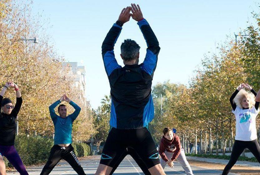 Φωτογραφία που απεικονίζει το πρόγραμμα άσκηση για όλους