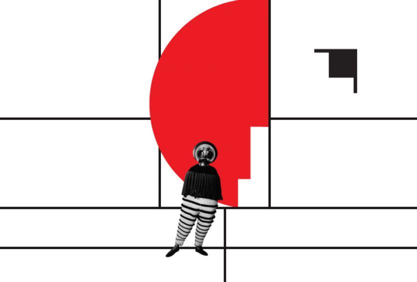 100 χρόνια Bauhaus: Τα Parties - Ρίγες, Πουά και Καρό - Εικόνα
