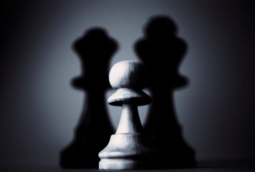 The Chessboard Runaways - Εικόνα
