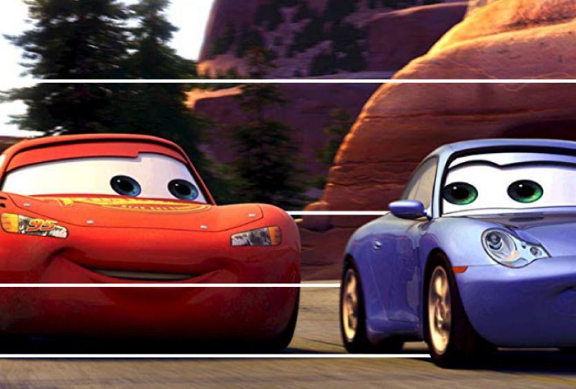 Φωτογραφία από την ταινία κινουμένων σχεδίων Αυτοκίνητα