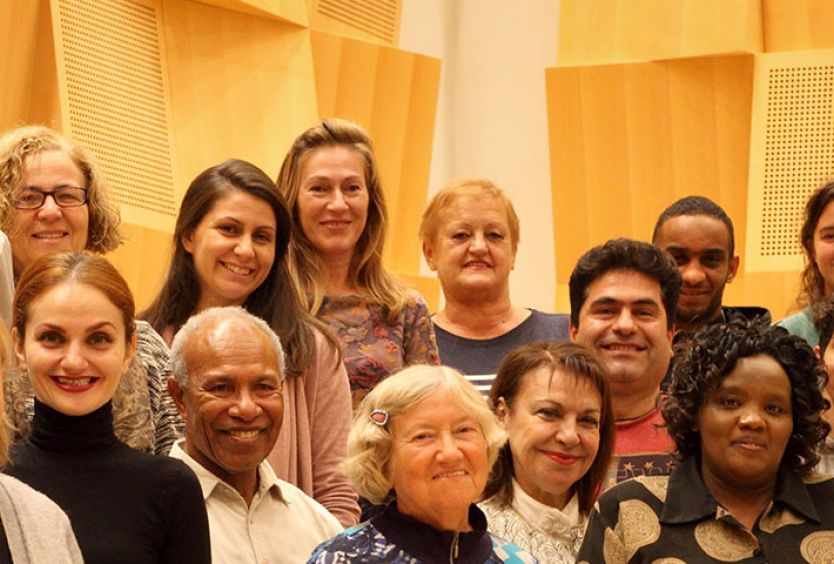 Intercultural Choir - Εικόνα