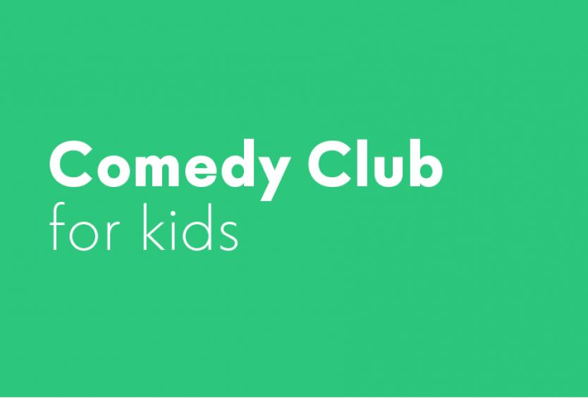 Comedy club for kids - Εικόνα