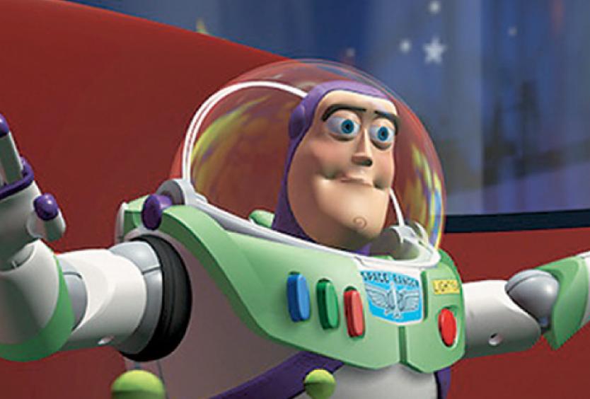 Φωτογραφία από την ταινία κινουμένων σχεδίων Toy Story